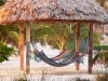 A Palapa with hammocks