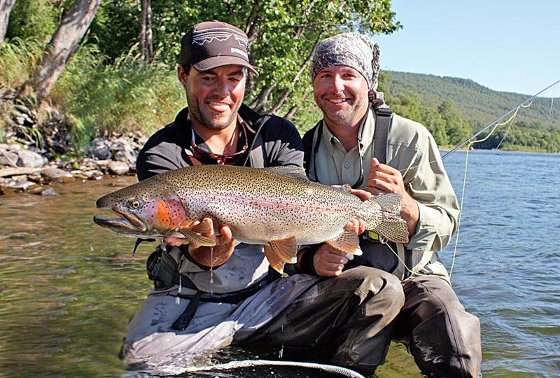 рыбалка в ватерсити