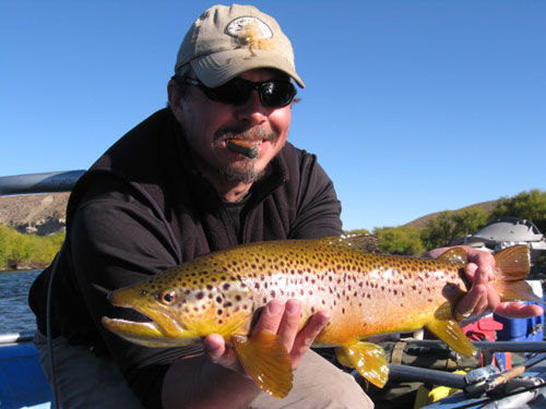 Fly Fishing Argentina Gt Patagonia River Guides
