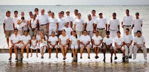 El Pescador's Staff