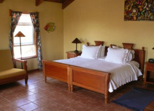 El Pescador Villa Bedroom