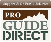Buy your gear at Pro guide direct and help your local guide - Me!!