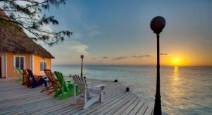 fly fishing Coco Plum Caye, Belize