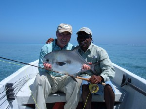 Fly Fishing Placencia for bonefishng permit and tarpon from Roberts Grove.
