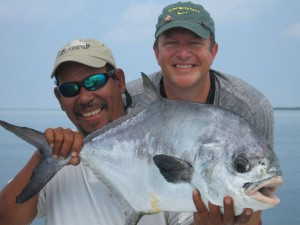 A nice Belize permit