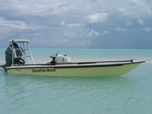 Flats Boat - Bahamas, Stella Maris