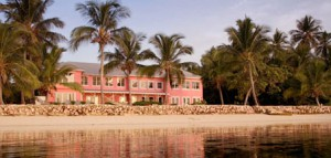 Bairs Lodge bonefishing - fly fishing Bahamas
