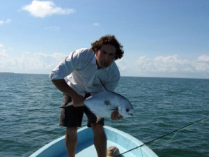 Cuzan, fly fishing lodge in Ascension Bay