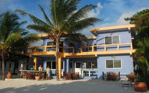 Palometa Club a fly fishing lodge in Ascension Bay that loves permit