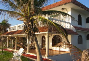 Pesca Maya, a fly fishing lodge in Ascension Bay