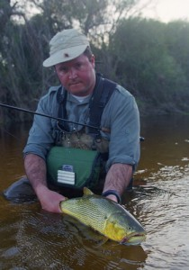 Fly Fishing in Argentina for Dorado at Humbare Lodge