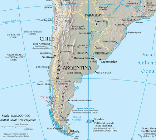 Fly Fishing Chile> Coyhaique> Estancia del Zorro> Fly ...