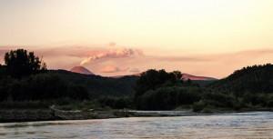 Kamchatka dry fly fishing for huge rainbows