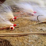 Bonefish fly selections - bonefish fly patterns selected for your destination