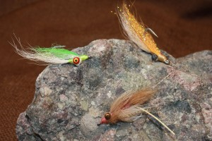 Bonefish selections should have some all purpose Clousers in them
