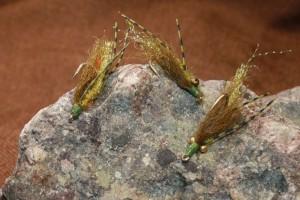 Killer bonefish flies tied in the US